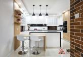 Угловая кухня №116