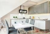 Угловая кухня №117