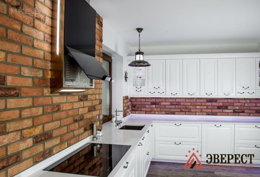 П - образная кухня №71