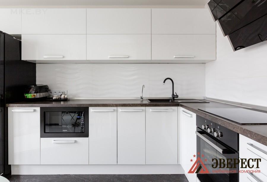 Угловая кухня №121