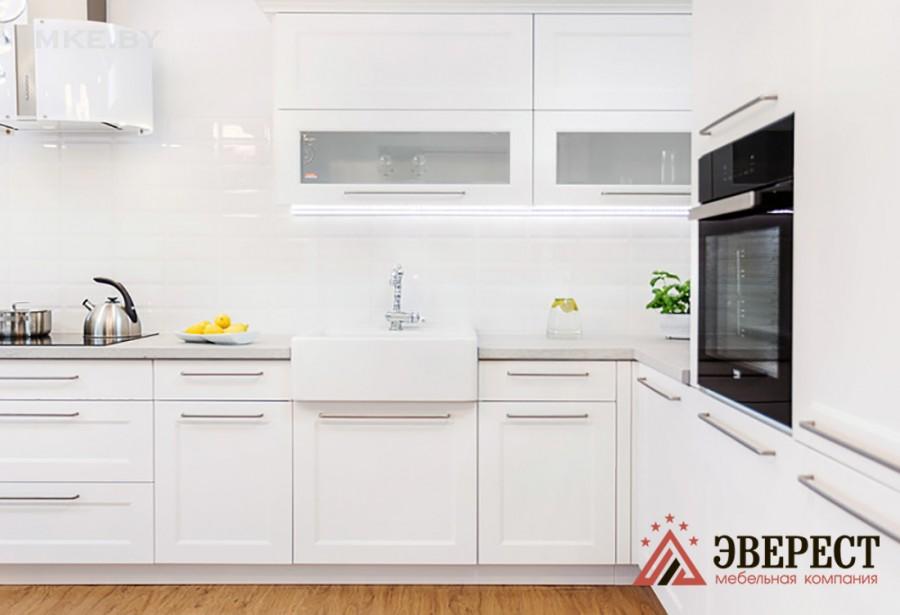 Угловая кухня №122