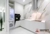 Еврокухня (кухни в квартиру студию) №2