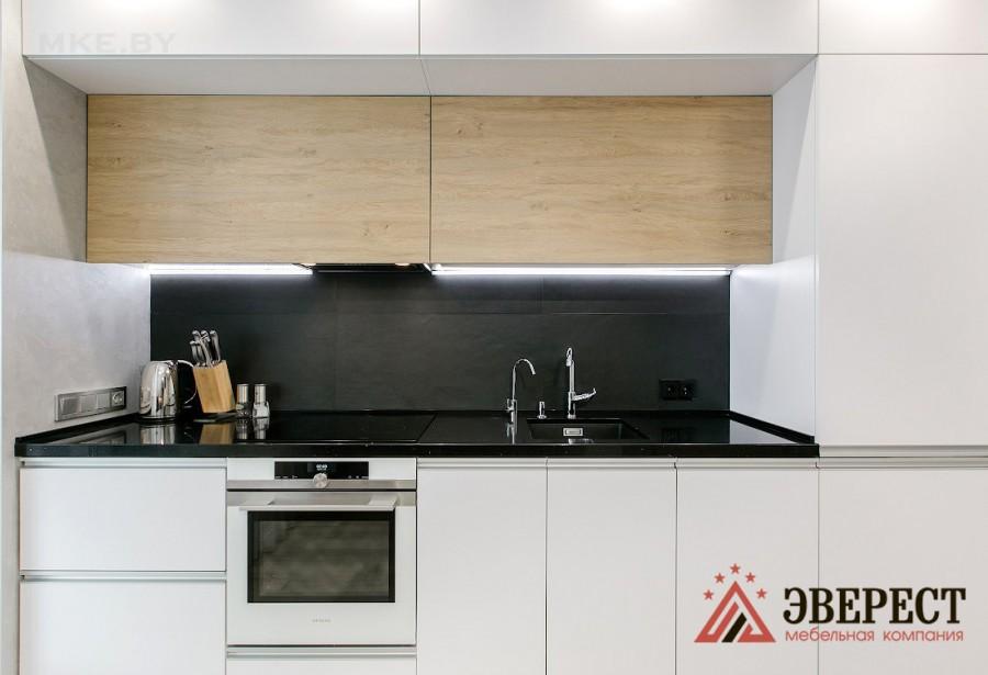 Еврокухня (кухни в квартиру студию) №3