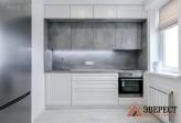 Еврокухня (кухни в квартиру студию) №5