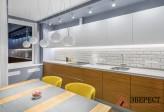 Кухни из шпона №11