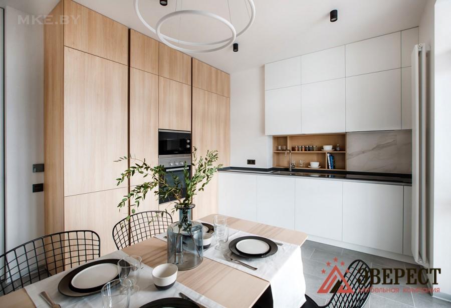 Кухни из шпона №13