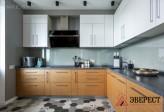 Кухня из ДСП №34