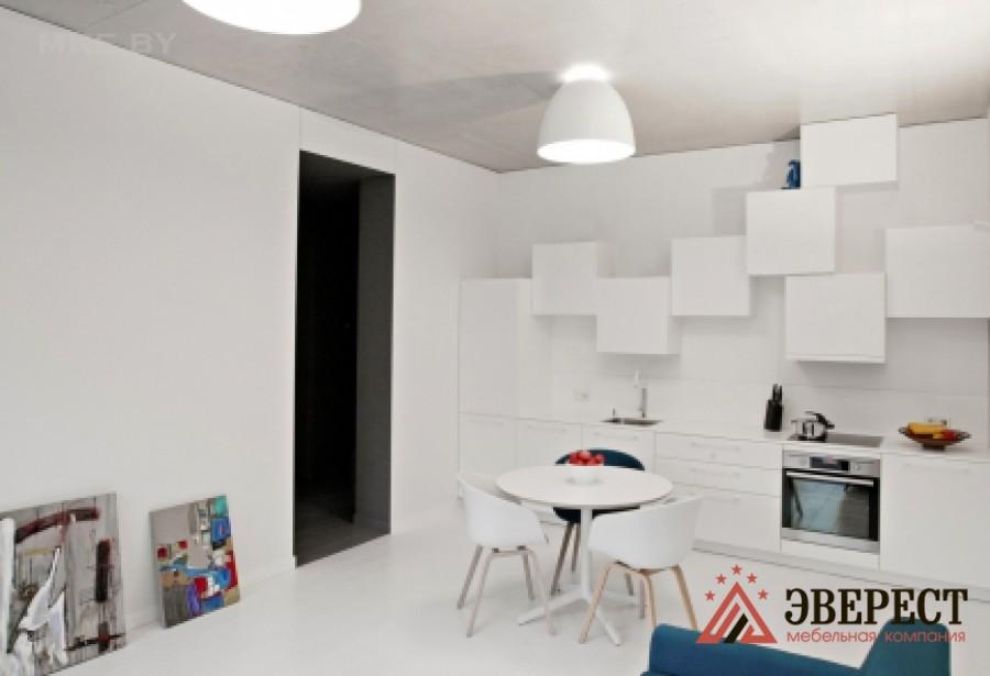 Кухня из пластика Феникс №19