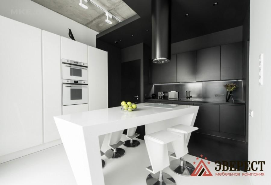 Кухня из пластика Феникс №24