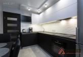 Угловая кухня Fenix