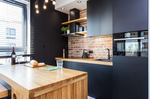 Кухня из пластика Феникс №6