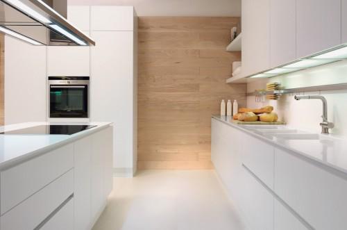 Кухня из пластика Феникс №9