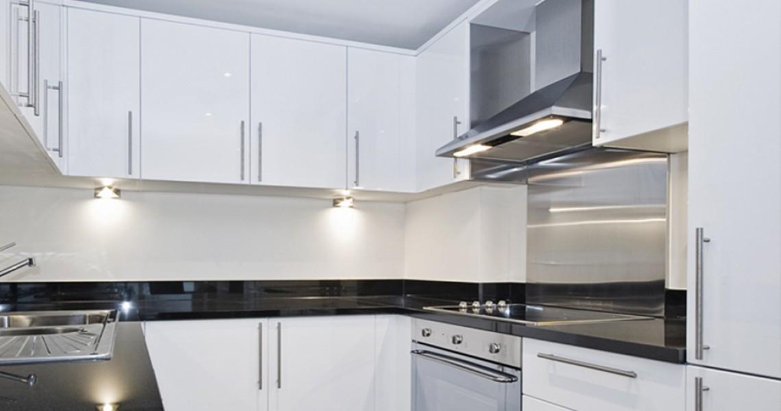 Выбираем кухню для квартиры в аренду