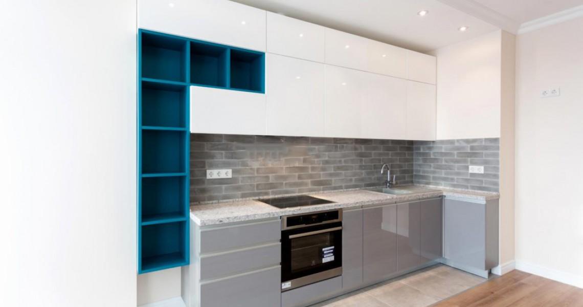 Классический кухонный интерьер