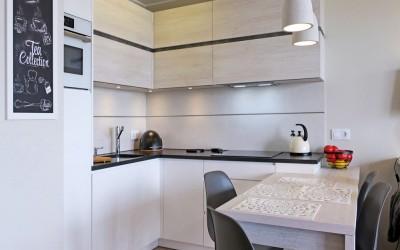 Кухни с фасадами из ДСП