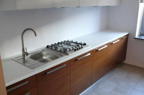 Прямая кухня № 27