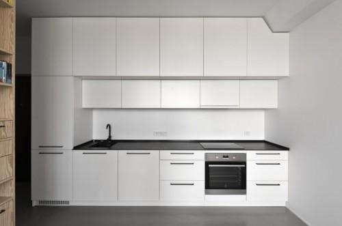 Прямая кухня № 43