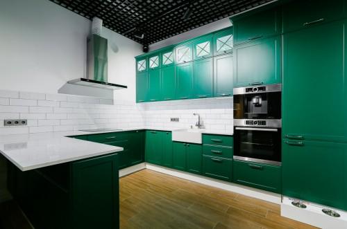 Угловая кухня №39