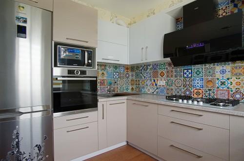 Угловая кухня №46